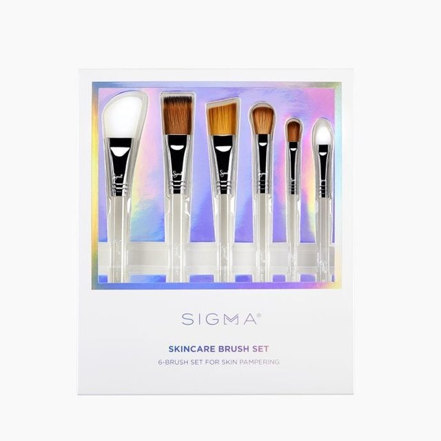 Sigma - Skincare Brush Set