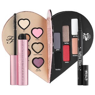 Too Faced + Kat Von D - Better Together Ultimate Eye Collection