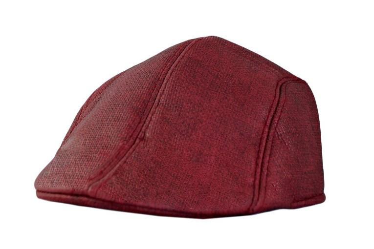 Chapelaria Vintage Chapéus MasculinosBoina Gran Torino Vinho 9de7c96a585