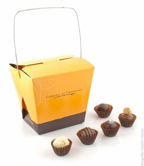 Chocolate Gift Box - Compañía de Chocolates