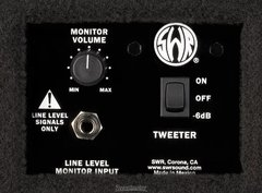 "SWR WorkingPro 210C 2x10"" Combo Bass Amp - Lead Music"
