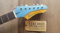 Fano Standard TC6 Ice Blue Metallic - Lead Music