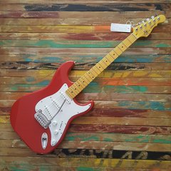 G&L Legacy Tribute Fullerton Red - Maple