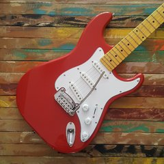 G&L Legacy Tribute Fullerton Red - Maple - comprar online