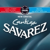 SAVAREZ 510CRJ ENCORDADO NEW CRISTAL CANTIGA TENSION MIXTA
