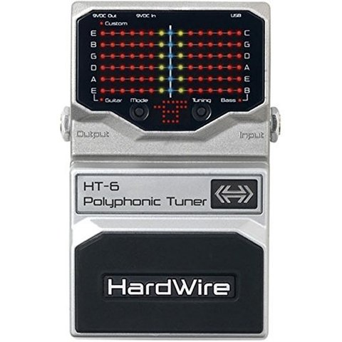DigiTech Hardwire HT-6 Plyphonic Tuner
