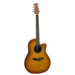 OVATION AB24-HB Applause Balladeer Cutaway Dreadnought Acoustic-Electric Guitar