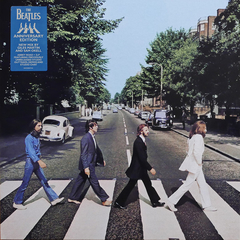 THE BEATLES - ABBEY ROAD - 3LPS DELUXE- ED ANIVERSARIO