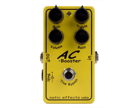 Xotic Effects AC Booster Overdrive