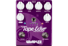 Wampler Faux Tape Echo Delay