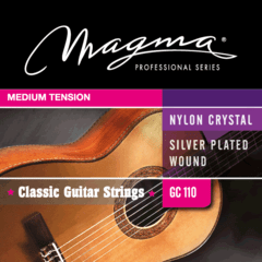 MAGMA ENCORDADO TENSION MEDIA PARA GUITARRA CLÁSICA - GC110