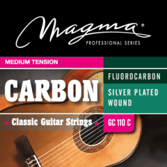 MAGMA ENCORDADO CARBON TENSION MEDIA PARA GUITARRA CLÁSICA - GC110C