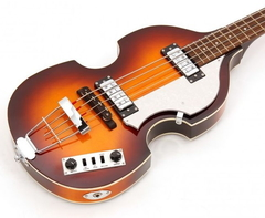 HOFNER IGNITION VIOLIN  HI-BB-SB sunburst - comprar online