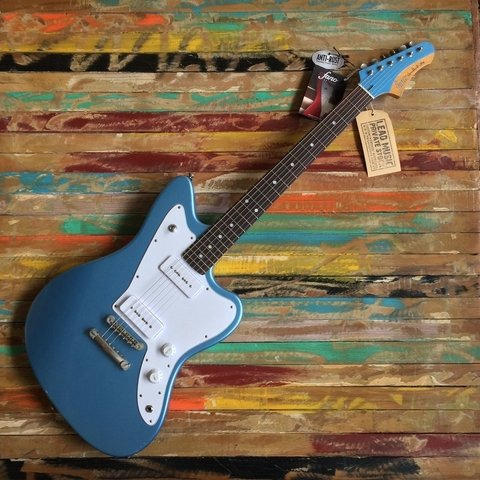 Fano Standard JM6 P-90 Ice Blue Metallic
