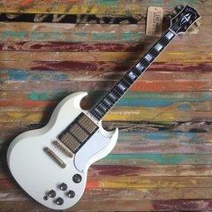 Les Paul Custom SG Reissue Classic White