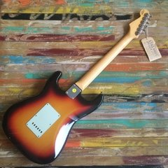 Custom Shop 1960 NOS Stratocaster 3 Tone Sunburst - Lead Music Private Stock