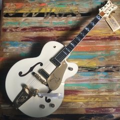 Gretsch White Falcon G6136TLDS - Lead Music