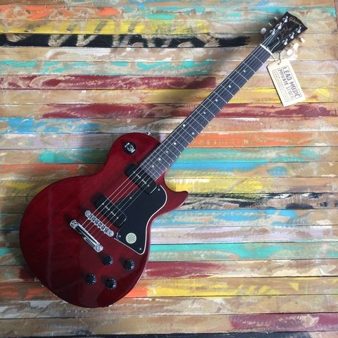 Les Paul Jr Special Cherry Red