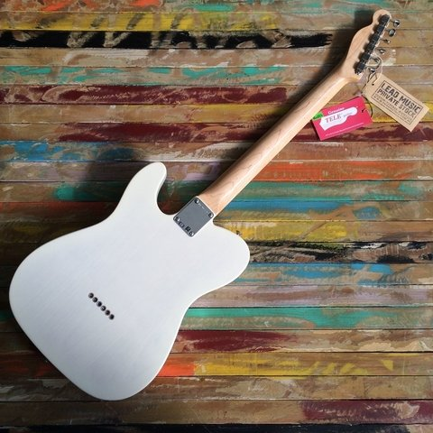 American Vintage 64´ Telecaster White Blonde - Lead Music Private Stock