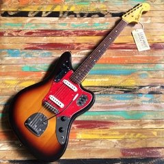 Jaguar 1962 Japon RI 3 Tone Sunburst (VENDIDA)