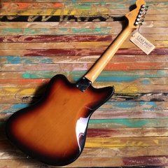 Jaguar 1962 Japon RI 3 Tone Sunburst (VENDIDA) - Lead Music Private Stock