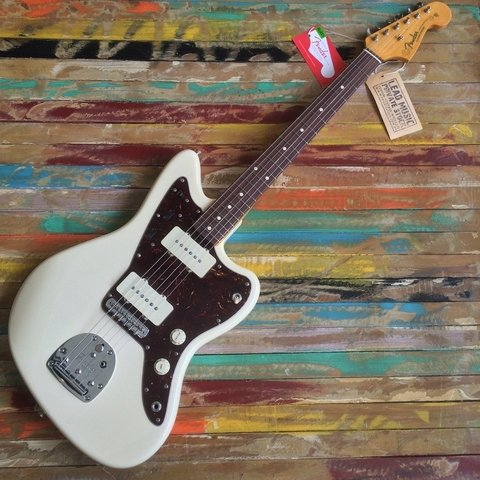 American Vintage 62´ Jazzmaster Olympic White