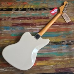 American Vintage 62´ Jazzmaster Olympic White - Lead Music Private Stock