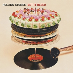 THE ROLLING STONES - LET IT BLEED- 50TH ANNIVERSARY EDITION