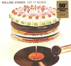 THE ROLLING STONES - LET IT BLEED- 50TH ANNIVERSARY EDITION - comprar online