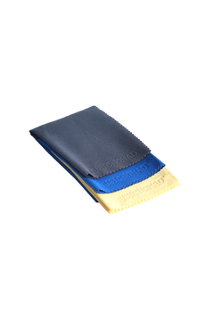 MusicNomad - 3 Super Soft Edgless Microfiber Suede Polishing Cloth Pak - MN203 - comprar online