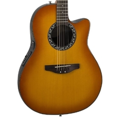 OVATION AB24-HB Applause Balladeer Cutaway Dreadnought Acoustic-Electric Guitar en internet