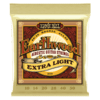 ERNIE BALL 10-50 EARTHWOOD EXTRA LIGHT 80/20 BRONZE ACOUSTIC GUITAR STRINGS - 2006