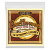 Ernie Ball  9-46 12-STRING EARTHWOOD LIGHT  80/20 BRONZE ACOUSTIC GUITAR STRINGS - 2010