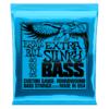 2ERNIE BALL 40-95 EXTRA SLINKY NICKEL WOUND ELECTRIC BASS STRINGS - 2835