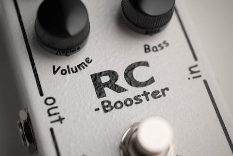 Xotic RC Booster - Lead Music Private Stock