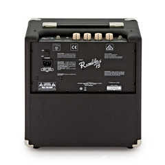 Fender Rumble 15 (V3) Amplificador combo de Bajo - Lead Music