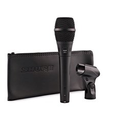 SHURE SM87A Condenser Super Cardioide ideal p/ voces en internet