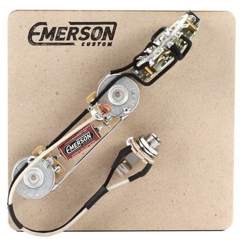 Emerson Reverse Control 4-Way Telecaster