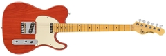 G&L Asat Tribute Classic, Clear Orange, Maple Fretboard - comprar online