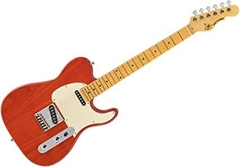G&L Asat Tribute Classic, Clear Orange, Maple Fretboard en internet