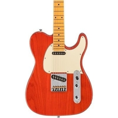 G&L Asat Tribute Classic, Clear Orange, Maple Fretboard - Lead Music