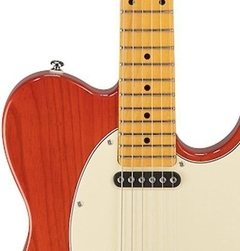 G&L Asat Tribute Classic, Clear Orange, Maple Fretboard - tienda online