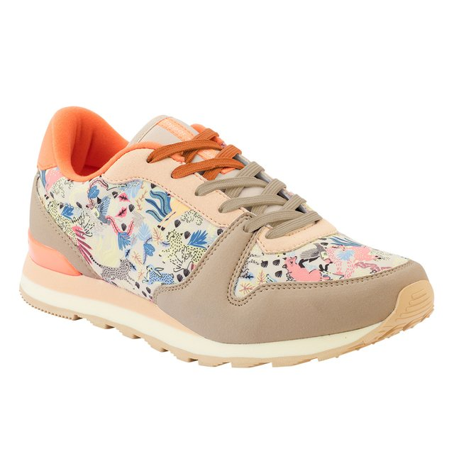 Running Silvestre beige / coral