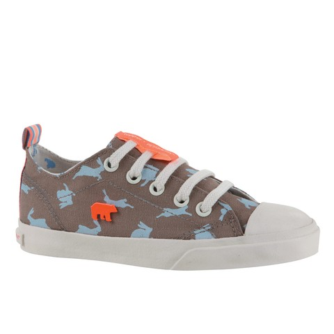 Zapatillas Rail Liebres gris Kids