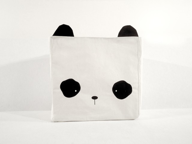 Basket Friends Panda Chico - comprar online