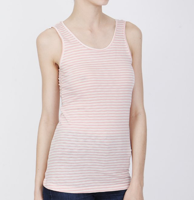 Musculosa Ginger Rosa