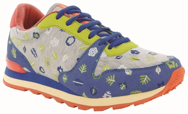 TOPPER PESQUEIRA / RUNNING RETRO kids LIBERTY GRIS n 34