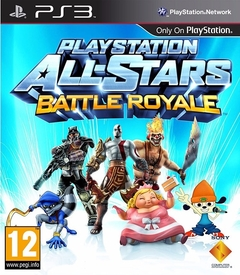 All-stars Battle Royale Ps3