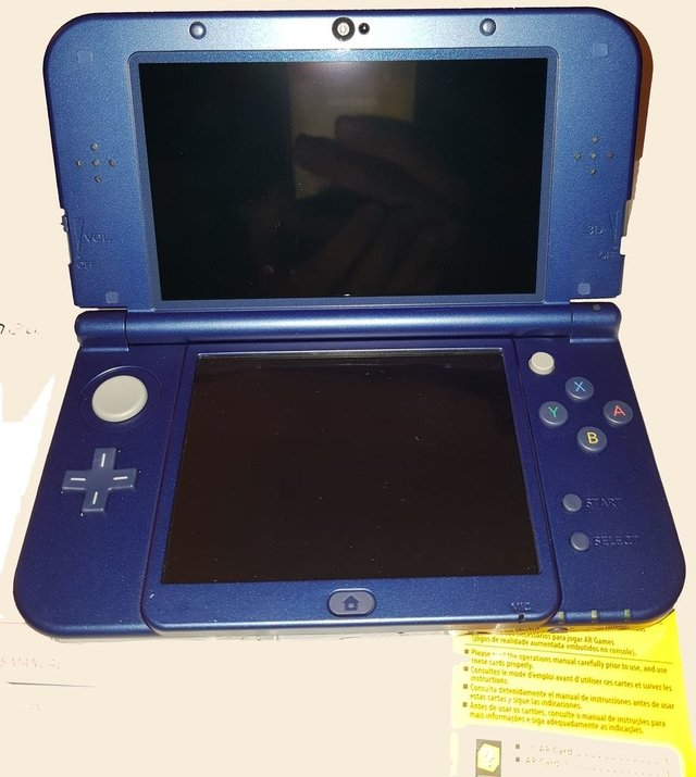 New Nintendo 3DS XL Galaxy - Atlas Games