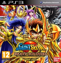Saint Seiya Brave Soldier Dlc Pack Ps3